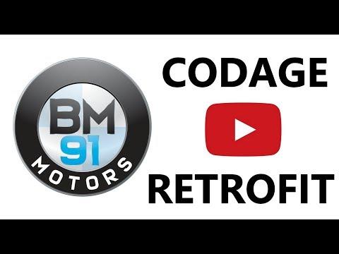 BMW Codage options cachées BM91motors / Coding E9x E8x E7x E6x