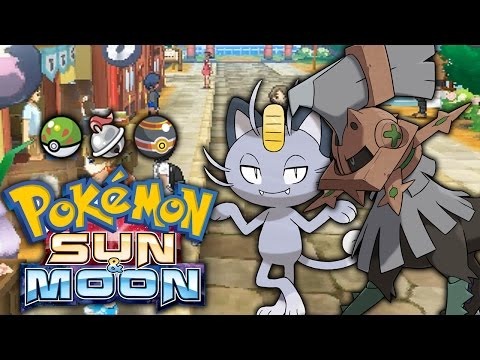 How to get MAX Happiness & Friendship! - Pokemon Sun and Moon
