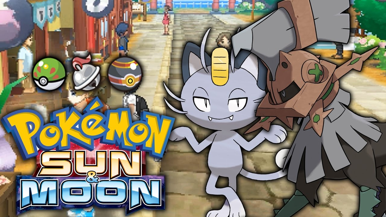 How To Get Max Happiness Friendship Pokemon Sun And Moon Youtube