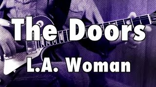 "How to Play ""L.A. Woman"" by The Doors on Guitar - Lesson Excerpt"