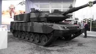 Eurosatory 2018 defense exhibition new combat and armoured vehicles  Paris France