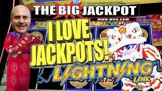 I ♥️ LIGHTNING LINK JACKPOTS! 💥HAPPY LANTERN BIG WIN$