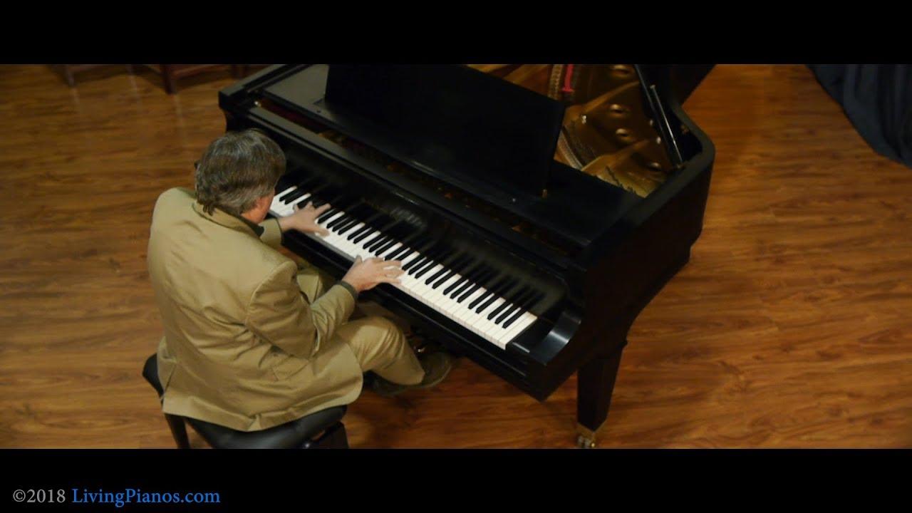 Hand Notched Factory Baldwin USA Grand Piano Model SD Bass Bridge
