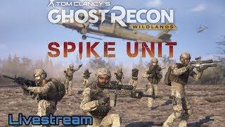 SPIKE Unit Milsim (Ghost Mode pt4)