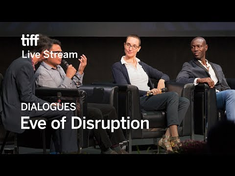 EVE OF DISRUPTION Dialogues | Festival 2017