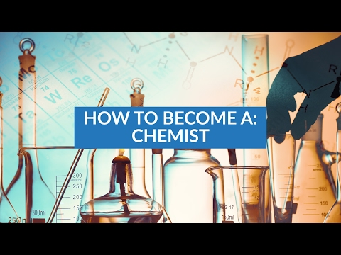 How To Be A Chemist