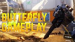 Black Ops 3: BUTTERFLY MESSER GAMEPLAY! (German/Deutsch)
