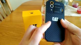 Cat S60 rugged smartphone review USA