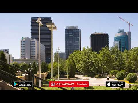 Modern Madrid – Azca – Madrid – Audio Guide – MyWoWo Travel App