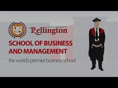 Rellington University School of Business and Manangement | Banking and Funding