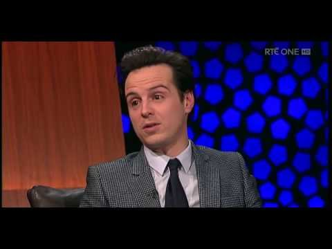 Andrew Scott Interview 2014 [Higher Quality]