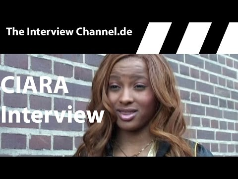 Exclusive Ciara Interview 2004