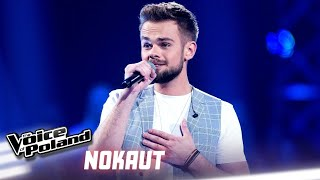 "Kasjan Cieśla - ""Angels"" - nokaut - The Voice of Poland 10"