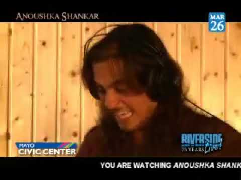 Anoushka Shankar...Coming To Rochester, MN - 3/26/12