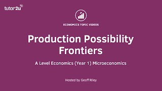 Production Possibility Frontier (PPF)