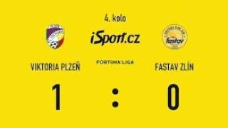 FC VIKTORIA PLZEŇ vs FC FASTAV ZLÍN
