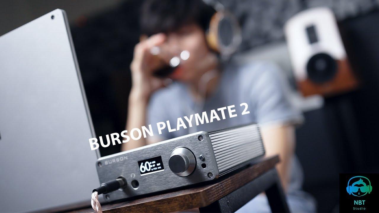 Affordable Quality HiFi Class A ! Burson Audio Playmate 2 Review