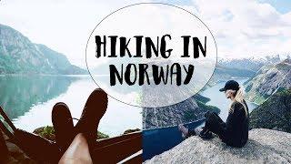 Epic Hiking in Norway - Trolltunga | Cornelia