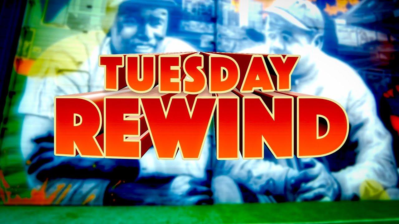 Tuesday's Rewind | 2/25/20