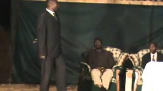 Evangelist Mavezere (SDA) Mvurwi Camp Meeting 2012, Sins of inharitance