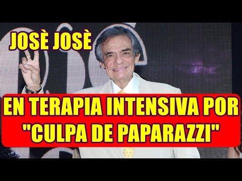 JOSÈ JOSÈ es llevado  A TER4PIA INT3NSIVA por CU LPA de PERIODISTA IRR3SP3TU0S0