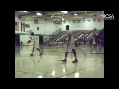 2017 Full Game with Colorado Premier Basketball Club