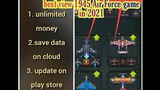 1945 Air Force mod (unlimited money) Latest version 8.10 screenshot 3