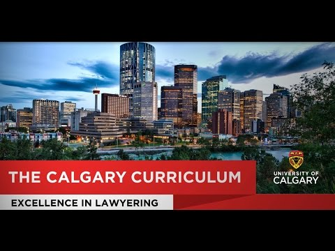 The Calgary Curriculum