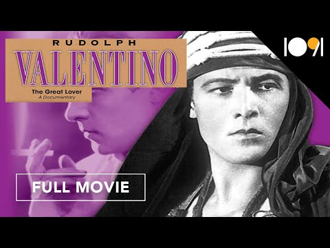 Rudolph Valentino: The Great Lover