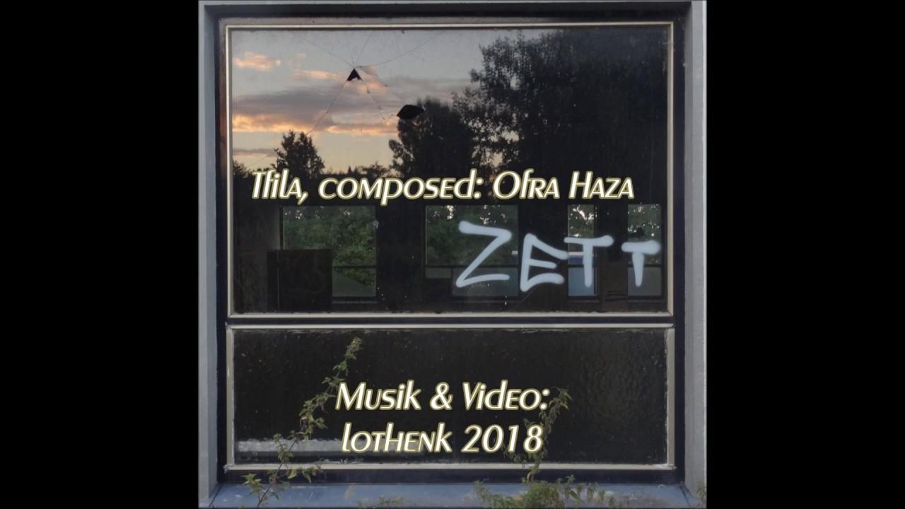 Tfila, composed by Ofra Haza, Clarinet: Lothar Henkenjohann