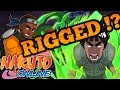 Naruto Online : The game is RIGGED ?!?!?