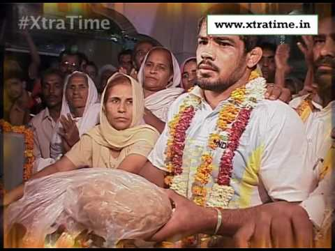 Sushil Kumar | Bronze Medalist at 2008 Beijing Olympics | A Special Story