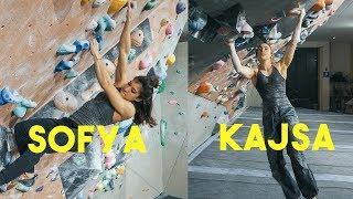 THE DREAM COMBO - SOFYA AND KAJSA - CLIMBING STUDY - CLIMBING TECHNIQUE