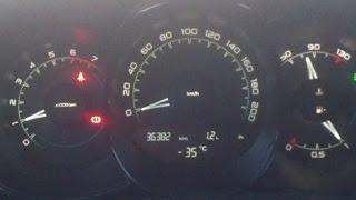 ЛАДА ВЕСТА вызов природы принят ожидаем  -40 градусов мороза