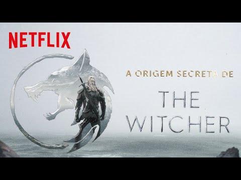 A Origem de The Witcher | Netflix Brasil