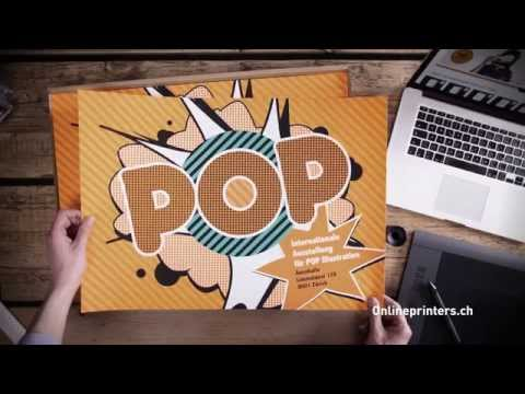 Onlineprinters TV spot - Switzerland 2015