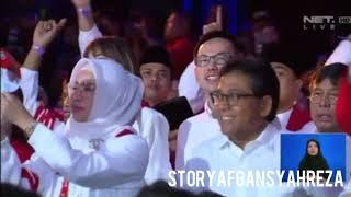Afgan Syahreza ft Putri Ayu »» INDONESIA PUSAKA (lagu wajib nasional) Cipt. Ismail Marzuki