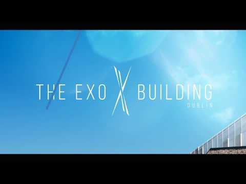 EXO Building, Point Square, Dublin Docklands, Ireland