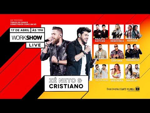 Live Zé Neto e Cristiano - #WORKSHOWLIVE