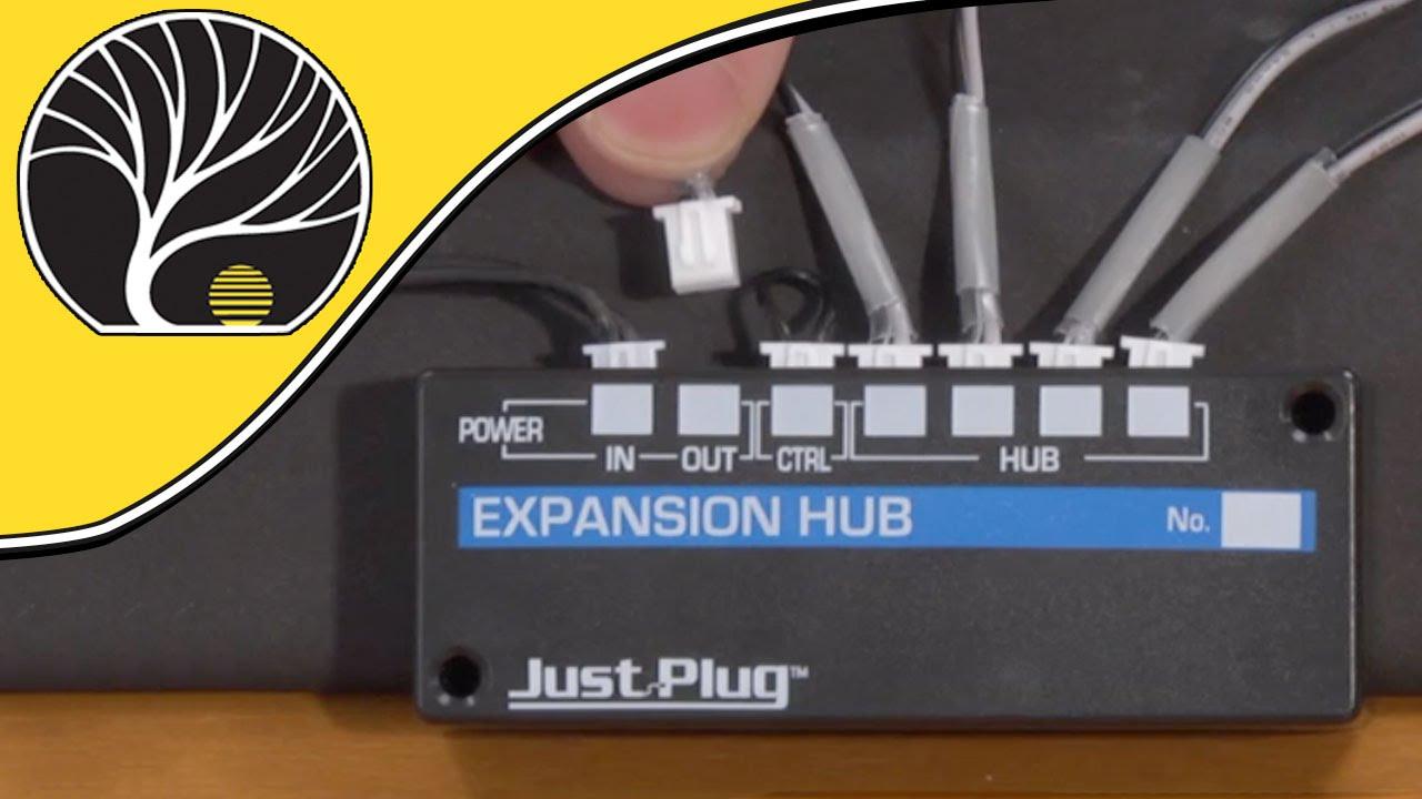 WOODLAND SCENICS WS-JP5702 EXPANSION HUB