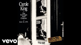 Carole King - Will You Still Love Me Tomorrow (Live - Official Audio)