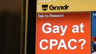 We Got on Grindr at CPAC