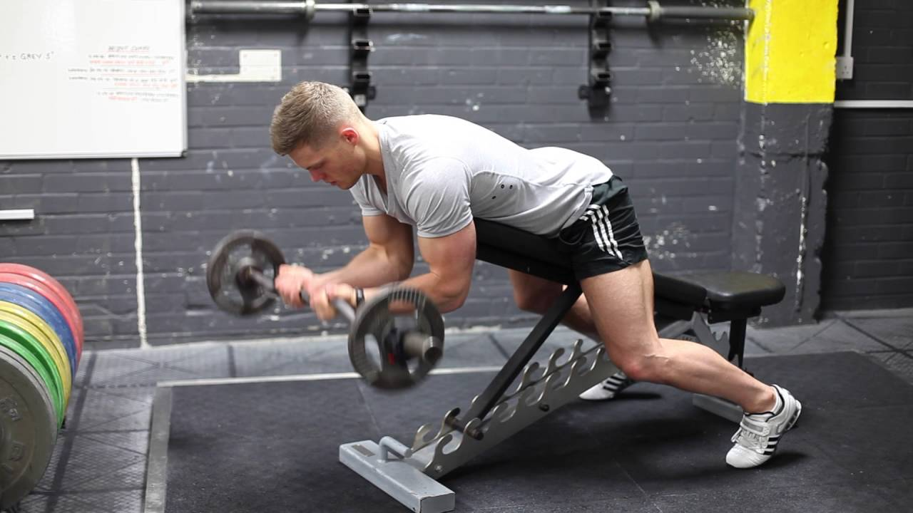 Image result for chest supported incline curl