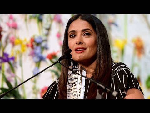 Thumbnail: Salma Hayek praises Blake Lively at Variety's Power of Women NYC luncheon
