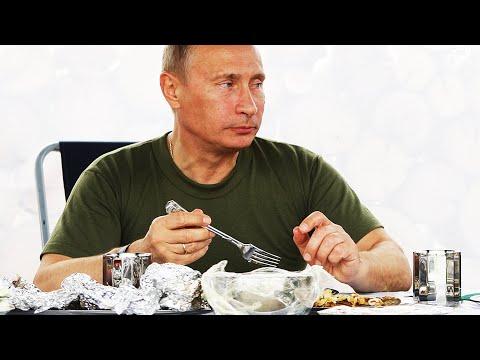 Путин согласен с необходимостью  введения талонов на еду