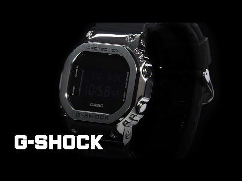 CASIO G-SHOCK GM-5600 Series