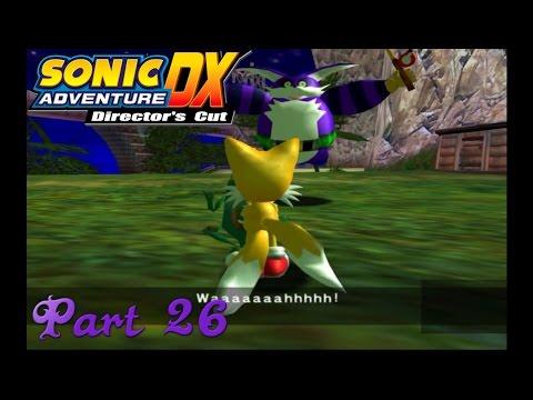 Sonic Adventure DX 100% Walkthrough Part 26: Station Square + Icecap (C) + Emerald Coast (C)