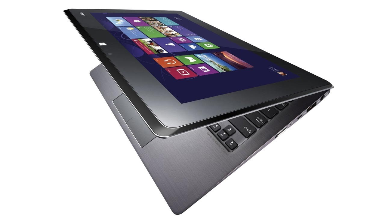 how to use asus taichi