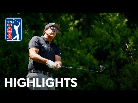 Phil Mickelson shoots 7-under 64 | Round 1 | Wells Fargo | 2021