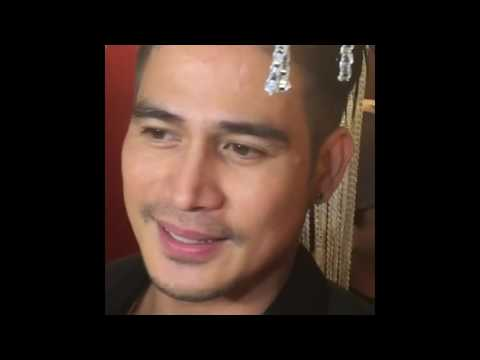 Piolo Pascual giggled when someone asked...